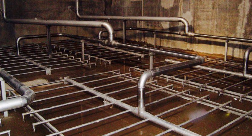 DEYI01 - Redes de tubería - Parrillas aireación