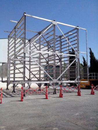 DEYI02 - Instalaciones industriales - Bastidores de ósmosis - IDAM Djerba (2)
